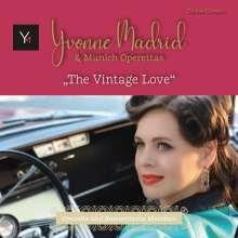 Yvonne Madrid - The Vintage Love, CD