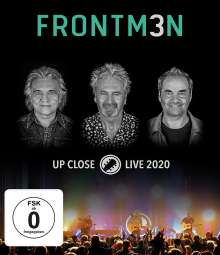 Frontm3n: Up Close: Live 2020, 2 Blu-ray Discs
