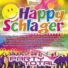 Happy Schlager: Party Total, 2 CDs
