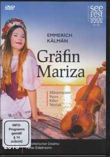 Emmerich Kalman (1882-1953): Gräfin Mariza, DVD