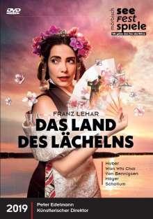 Franz Lehar (1870-1948): Das Land des Lächelns, DVD