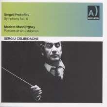 Serge Prokofieff (1891-1953): Symphonie Nr.5, 2 CDs