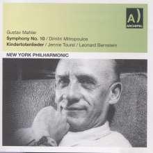Gustav Mahler (1860-1911): Symphonie Nr.10, CD
