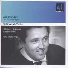 Luigi Cherubini (1760-1842): Les Deux Journees/Der Wasserträger  (in deutscher Sprache), CD