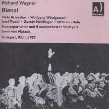 Richard Wagner (1813-1883): Rienzi, 2 CDs