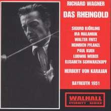 Richard Wagner (1813-1883): Das Rheingold, 2 CDs