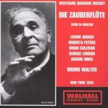 Wolfgang Amadeus Mozart (1756-1791): Die Zauberflöte (in engl.Spr.), 2 CDs