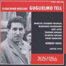 Gioacchino Rossini (1792-1868): Wilhelm Tell (in deutscher Sprache), 2 CDs