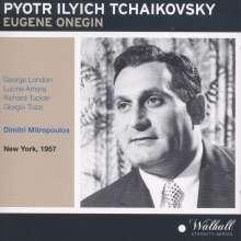 Peter Iljitsch Tschaikowsky (1840-1893): Eugen Onegin (in engl.Spr.), 2 CDs
