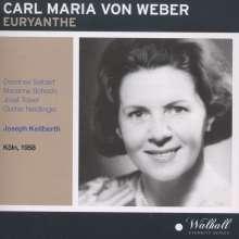 Carl Maria von Weber (1786-1826): Euryanthe, 2 CDs
