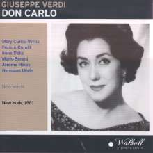 Giuseppe Verdi (1813-1901): Don Carlos, 2 CDs