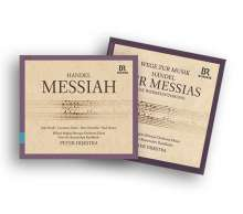 Georg Friedrich Händel (1685-1759): Der Messias (mit Werkeinführung / Exklusiv-Set bei jpc), 3 CDs