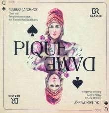 Peter Iljitsch Tschaikowsky (1840-1893): Pique Dame, 3 CDs