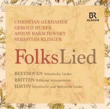 Christian Gerhaher - FolksLied, CD