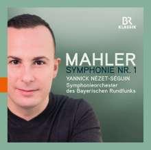 Gustav Mahler (1860-1911): Symphonie Nr.1, CD