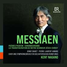 Olivier Messiaen (1908-1992): La Transfiguration de Notre Seigneur, 3 CDs