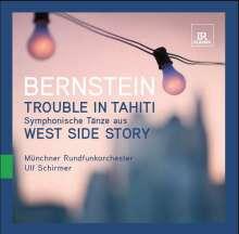 Leonard Bernstein (1918-1990): Trouble in Tahiti, CD