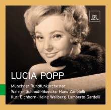 Lucia Popp - Great Singers Live, CD