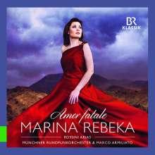 Marina Rebeka - Amor fatale (Rossini-Arien), CD
