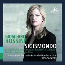 Gioacchino Rossini (1792-1868): Sigismondo, 2 CDs