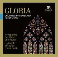 Chor des Bayerischen Rundfunks - Gloria, CD