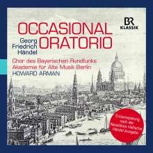 Georg Friedrich Händel (1685-1759): The Occasional Oratorio HWV 62, 2 CDs