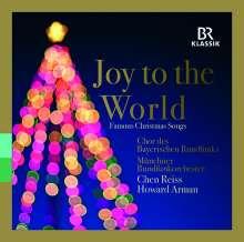 """Chor des Bayerischen Rundfunks - """"Joy to the World"""", CD"""