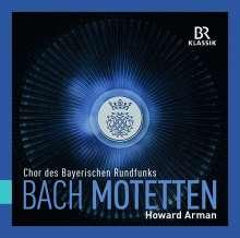 Johann Sebastian Bach (1685-1750): Motetten BWV 225-229, CD