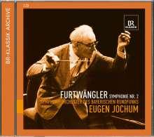 Wilhelm Furtwängler (1886-1954): Symphonie Nr.2, 2 CDs