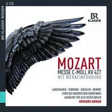 "Wolfgang Amadeus Mozart (1756-1791): Messe KV 427 c-moll ""Große Messe"", 2 CDs"