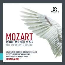 Wolfgang Amadeus Mozart (1756-1791): Requiem KV 626 (mit Werkeinführung), 2 CDs