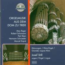 Josef Still,Orgel, CD