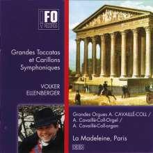 Volker Ellenberger - Toccaten & Carillons, CD