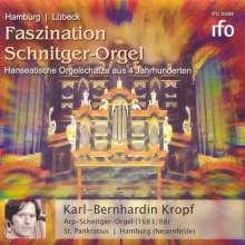 Karl-Bernhardin Kropf - Faszination Schnitger-Orgel, CD