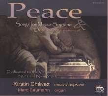 Kirstin Chavez - Peace, CD