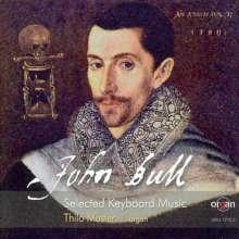 John Bull (1562-1628): Orgelwerke, CD