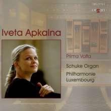 Iveta Apkalna - Prima Volta, CD