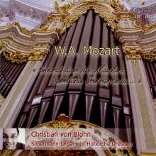 Wolfgang Amadeus Mozart (1756-1791): Orgelwerke, CD
