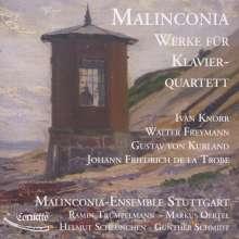 Malinconia - Werke für Klavierquartett, CD
