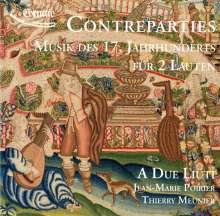 Musik des 17. Jahrhunderts für 2 Lauten, CD