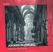 Johann Pachelbel (1653-1706): Werke für Orgel & Cembalo Vol.1, CD