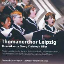 Thomanerchor Leipzig, CD