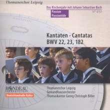Thomanerchor Leipzig - Das Kirchenjahr mit Bach Vol.4, CD