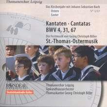Thomanerchor Leipzig - Das Kirchenjahr mit Bach Vol.5, CD