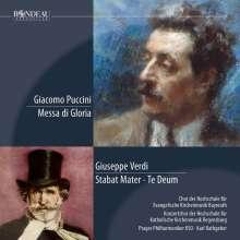Giacomo Puccini (1858-1924): Messa di Gloria, CD