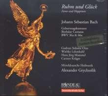 Johann Sebastian Bach (1685-1750): Kantaten BWV 36a & 66a, CD