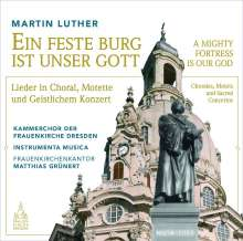 Martin Luther - Ein feste Burg ist unser Gott, CD