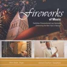 """Musik für Saxophon & Orgel """"Fireworks of Music"""", CD"""