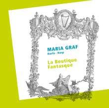 Maria Graf - La Boutique Fantasque, CD