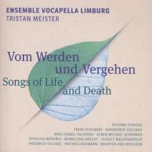 Ensemble Vocapella Limburg - Vom Werden und Vergehen, CD